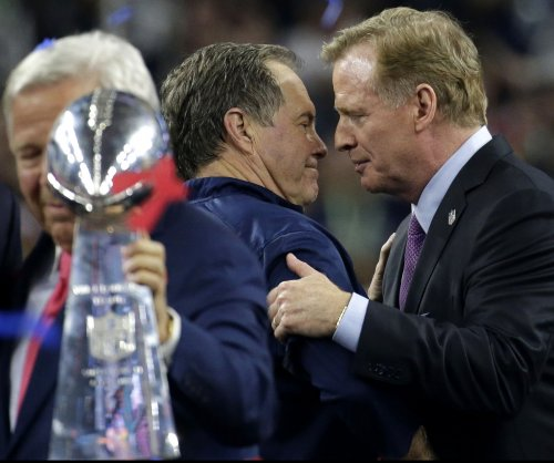 Roger Goodell plans to attend New England Patriots' season opener