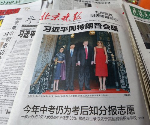 Trump's remarks on Korea history, Xi Jinping trigger backlash