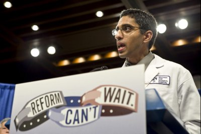 Surgeon General Vivek Murthy asked to resign, replaced by nurse