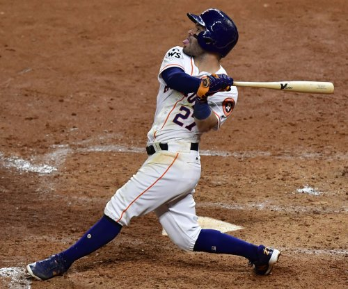 Houston Astros star Jose Altuve named 2017 AL MVP