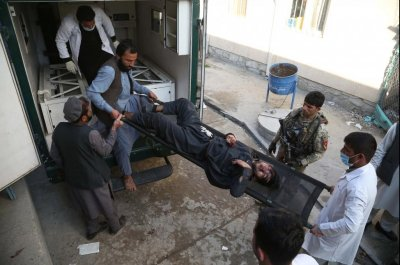 16 dead in attack on Afghan construction company