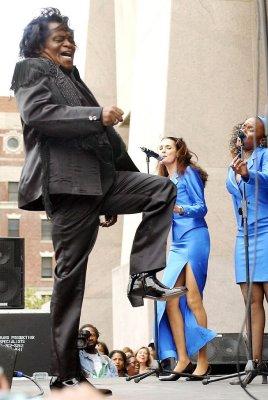 James Brown joins Ga. Radio Hall of Fame