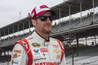 Dale Earnhardt Jr. recipient of Myers Brothers Award
