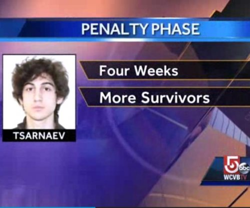 Boston Marathon bombing trial penalty phase begins