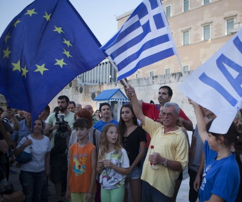 Greek deal reached securing $95 billion in bailout financing