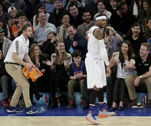 New York Knicks pull out victory over Philadelphia 76ers
