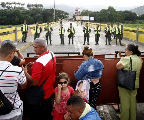 Venezuela closes largest border crossing with Colombia in anti-'mafia' effort
