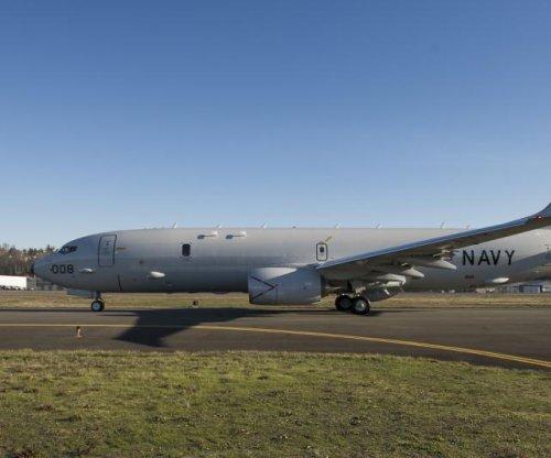 Navy accepts its 50th P-8A Poseidon