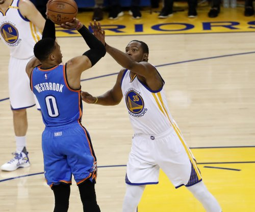 Russell Westbrook's 60th career triple-double lifts Oklahoma City Thunder