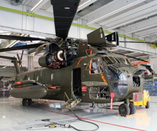 Airbus Helicopters modernizing Germany's CH-53s