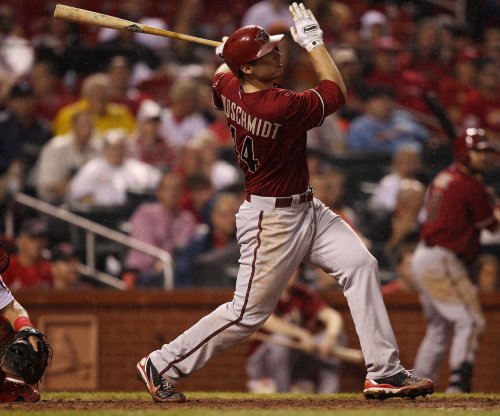 Paul Goldschmidt, Arizona Diamondbacks overpower San Diego Padres