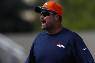 Denver Broncos fire offensive line coach Jeff Davidson after one year