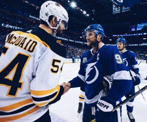 Lightning eliminate Bruins, advance to Eastern Conference Finals