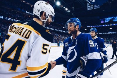 Lightning eliminate Bruins, advance to Eastern Conference Finals
