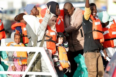 Malta allows 49 African migrants inland after 19 days at sea