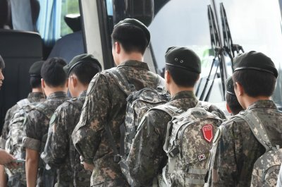 South Korea soldier condemns country's anti-sodomy law