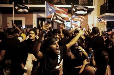 Puerto Rico leader Ricardo Rossello to resign next week