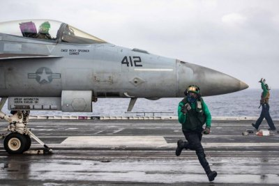 Boeing wins $23.6M contract to keep Navy F/A-18 planes flying