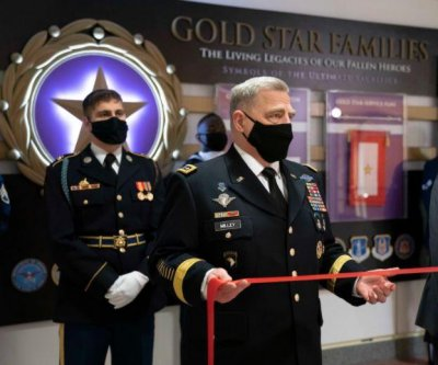Pentagon opens permanent exhibit honoring Gold Star families