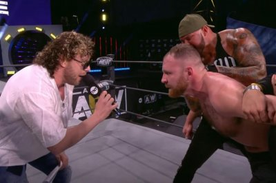 AEW Dynamite: Kenny Omega announces Deathmatch against Jon Moxley