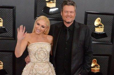 Reports: Gwen Stefani and Blake Shelton wed in Oklahoma