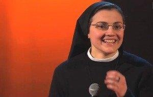 Young Italian nun wins over judges and audience on Italy's 'The Voice'