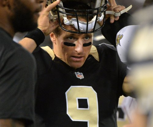 Drew Brees pays visit to Dr. James Andrews for shoulder evaluation