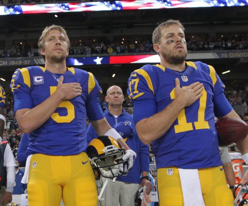 LA Rams seek to stabilize quarterback position