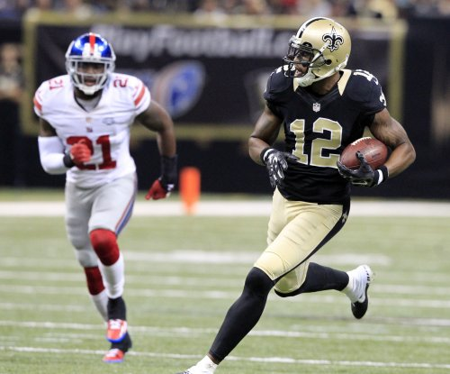 New Orleans Saints release WR Marques Colston
