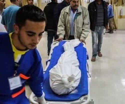 Palestinian officials: Two children killed in Israeli airstrike in Gaza