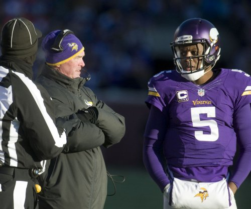 Mike Zimmer likes what he sees from Minnesota Vikings QB Teddy Bridgewater