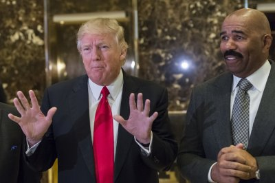 TV's Steve Harvey says Trump 'wants to make a difference' in inner cities