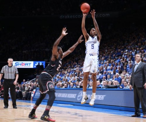 Malik Monk leads No. 5 Kentucky past No. 24 South Carolina