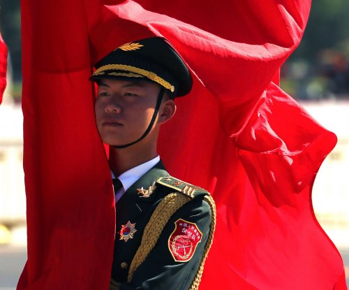 China deploys fighter jets in drills near North Korea