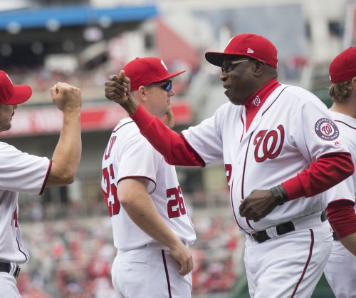 Washington Nationals manager Dusty Baker to miss San Diego Padres series for son's graduation