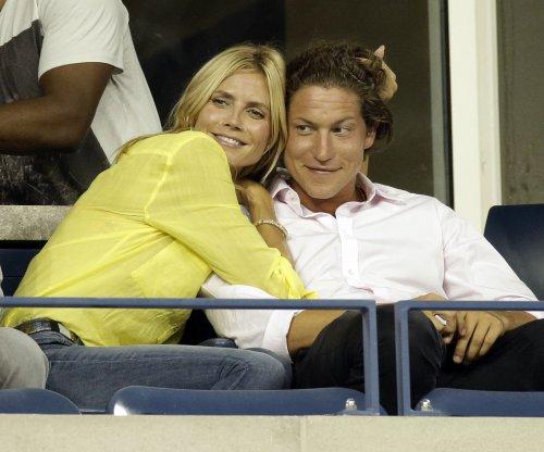 Heidi Klum's boyfriend denies cheating after kiss photos surface
