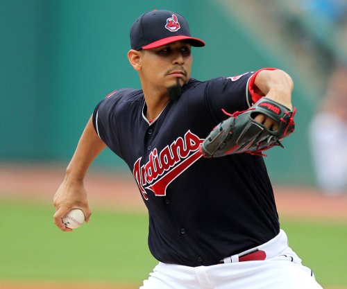Cleveland Indians ride Carlos Carrasco to shutout of Tampa Bay Rays