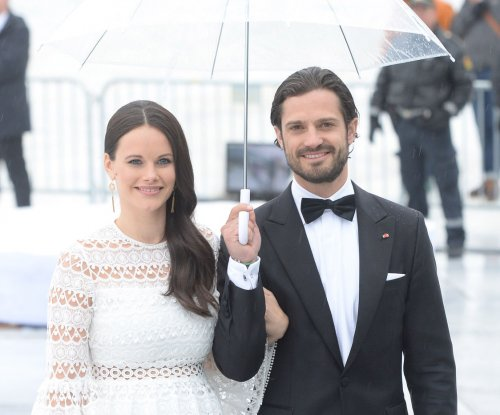 Princess Sofia of Sweden welcomes second child