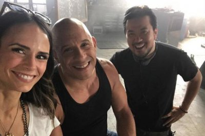 Vin Diesel says Jordana Brewster, director Justin Lin are returning for 'Fast 9'