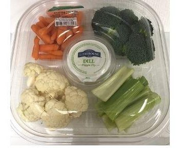 FDA: Illnesses linked to DeMonte vegetable trays