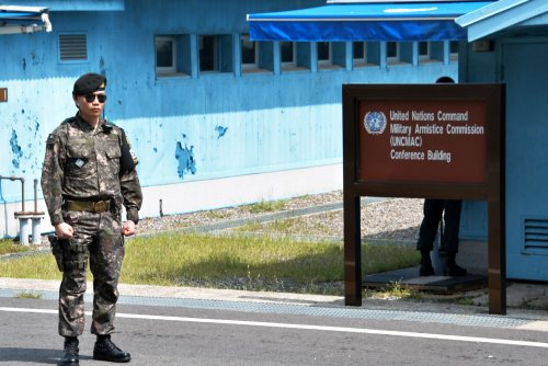 South Korea land mine victim denied recognition as wounded combatant