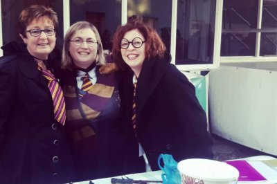 Irish town breaks record with 1,080 people dressed as Harry Potter