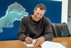 Lions officially hire Saints' Dan Campbell as next head coach