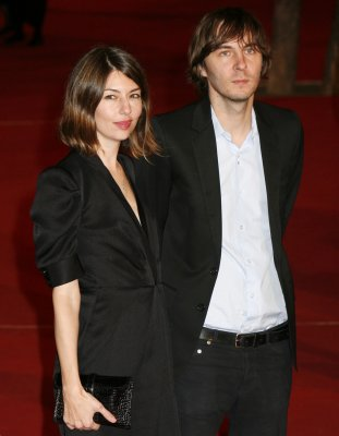 Sofia Coppola pregnant with baby No. 2