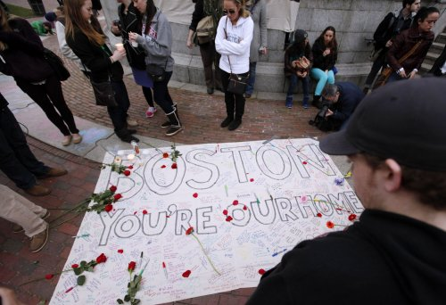 FBI says no arrest yet in Boston bombings