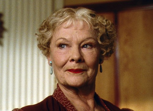 Dame Judi Dench given Euro award