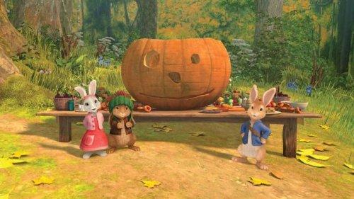 'Peter Rabbit' renewed for a second season