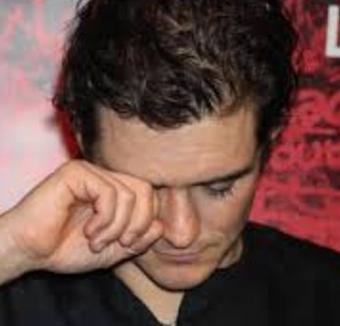 Justin Bieber shares photo of Orlando Bloom 'crying' after Ibiza incident