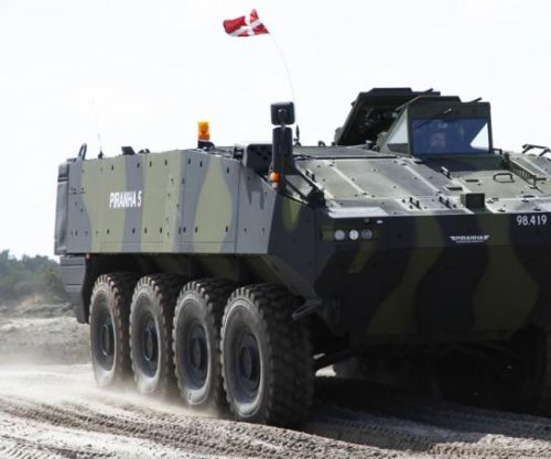 Denmark to buy Piranha armored personnel carriers