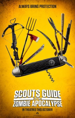 Watch: Red band trailer for 'Scouts Guide to the Zombie Apocalypse'